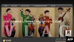 Câu lạc bộ Văn học Nghệ thuật vùng Hoa Thịnh Đốn