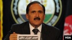 امیرزی سنگین، وزیر مخابرات و تکنالوژی معلوماتی افغانستان