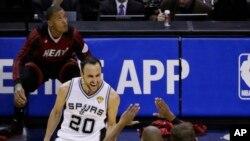 Les San Antonio Spurs (AP)