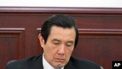 馬英九總統17日一早在總統府舉行核安會議