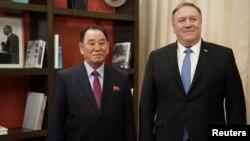 «کیم یونگ چول» عالیترین مقام کره شمالی در مذاکرات با مایک پمپئو وزیر خارجه آمریکا بود.