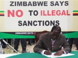 Interview with Simon Khaya-Moyo, Zanu-PF Spokesperson on EU Sanctions