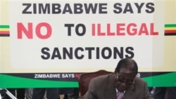 Interview with Simon Khaya-Moyo, Zanu-PF Spokesperson on EU Sanctions