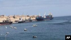 Porto do Namibe(Arqiuivo)
