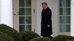 Trump deixa Washington com Partido Republicano profundamente dividido - 5:17
