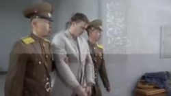 American Student Released by North Korea
