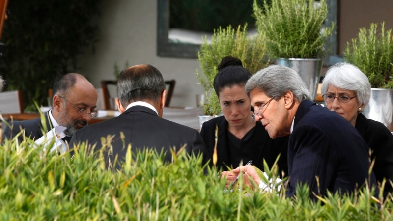 Kerry Outlines Steps Syria Must Take