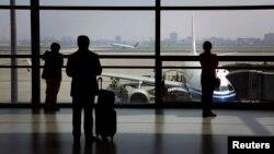 上海虹桥国际机场 (资料照片)