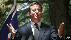 Perdana Menteri Inggris, David Cameron (Foto: dok).