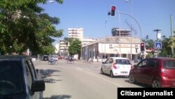 Avenida Fausto Frazão, Benguela