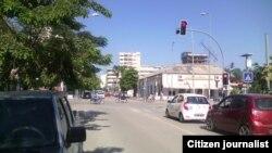 Avenida Fausto Frazão, autor Daniel David