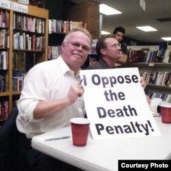 第一位因被翻案免罪的死囚犯人科克•诺贝尔•布拉兹沃斯(Kirk Noble Bloodsworth) (credit: Scott Langley)