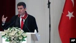 TBB Başkanı Metin Feyzioğlu