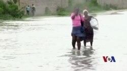 """飓风""""马修""""扑向美国和加勒比海国家"""