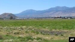 Malet Sierra Nevada, ku ishte epiqendra e tërmetit 6.4 ballësh.