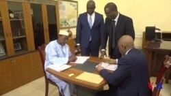 L'ex-ministre de la Défense nommé Premier ministre au Mali (vidéo)