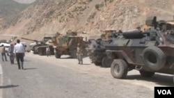 Sukobi vojske i Kurdistanske radničke stranke u Turskoj