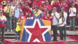 Video de la campaña de Maduro