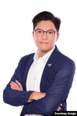 香港民主黨資訊科技及廣播政策發言人冼卓嵐。 (冼卓嵐提供)