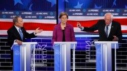 Un débat crucial entre six candidats démocrates