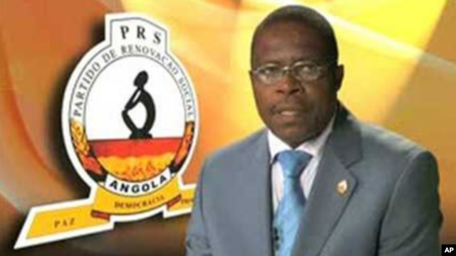 Eduardo Kuangana, líder do PRS