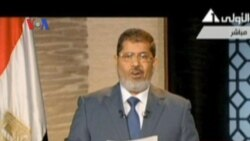 Presiden Obama dan Presiden Terpilih Morsi - Liputan Berita VOA