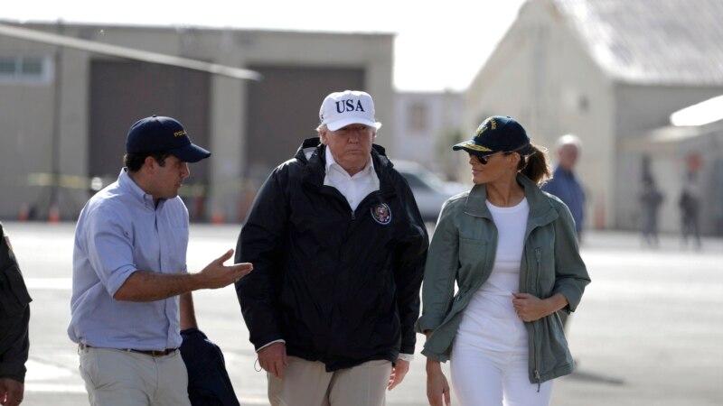 La Caroline du Nord panse ses plaies, Trump attendu mercredi