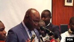 Administrador do Lobito Alberto Ngongo