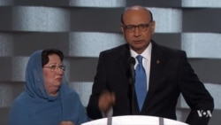 Muslim Immigrant Slams Trump at DNC