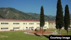 مظفرآباد میں قائم یونیورسٹی، فائل فوٹو