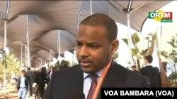 Le Premier ministre du Mali, Boubou Cissé.
