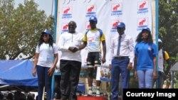 Le 29e tour de Faso a été remporté par le Burkinabè Harouna Ilboudou, prenant le maillot jaune, le 6 novembre 2016.