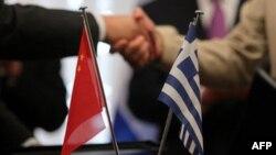 Греция получила от Китая вотум доверия