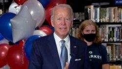 Democratic ပါတီသမၼတေလာင္းအျဖစ္ Joe Biden ကို တရားဝင္ေ႐ြးခ်ယ္