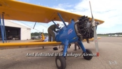 African American Museum Shines Spotlight on Tuskegee Airmen