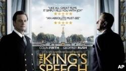 """Film tjedna: """"Kraljev govor"""""""