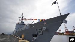 Gregorio del Pilar, chiến hạm lớn nhất của hải quân Philippines.