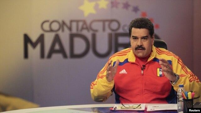 El presidente Nicolás Maduro ve positivamente el acercamiento con Estados Unidos.