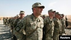 Afg'onistonda Gruziyaning 1500 dan ziyod askari xizmat qiladi.