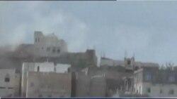 也门政府军打死九名平民