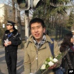 北京理工大學一年級學生吳晨