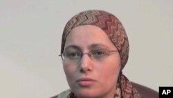 Η αιγύπτια πολιτική αναλύτρια Ράνια ελ Μάλκι