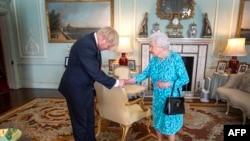 برطانیہ کی یورپی یونین سے علیحدگی کی ڈیڈ لائن 31 اکتوبر ہے اور وزیرِ اعظم بورس جانسن کہہ چکے ہیں کہ برطانیہ معاہدے کے بغیر ہی یورپی یونین سے علیحدگی اختیار کر لے گا۔ (فائل فوٹو)