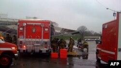 Учения полицейского подразделения Вашингтона, отвечающего за безопасность работы метро и автотранспорта 29 марта 2010г.