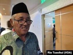 Ketua FKUB Kota Salatiga, Jawa Tengah, Noor Rofiq mengatakan, dukungan dari pemerintah sangat penting. Kota Salatiga berada di posisi puncak Indeks Kota Toleran (IKT) beberapa tahun terakhir. (Foto: VOA/Rio Tuasikal)
