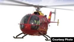 پاکستان کی پہلی فضائی ایمبولینس سروس