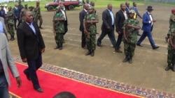 Emery Damien Kalwira, président de la Coalition des Congolais pour la transition