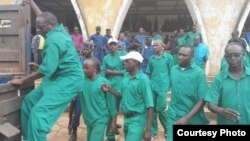 BURUNDI/ ALLEGED COUP PLOTTER'S SENTENCE
