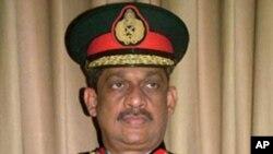 Cựu Tham mưu trưởng quân đội Sri Lanka Sarath Fonseka