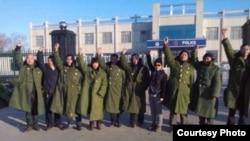 依法与公检法不法行为抗争的死磕派律师成为中国高危群体。(网络图片)